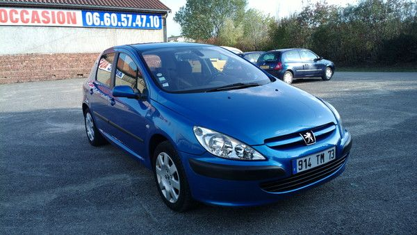 cremaillere de direction assistee peugeot 307