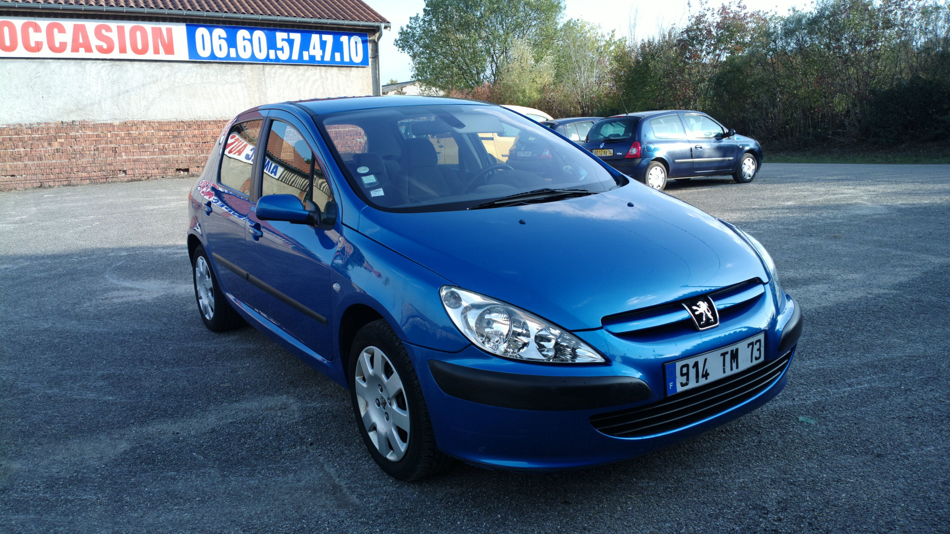 peugeot 307 2 0 hdi 110 xt premium 42500kms 6 000. Black Bedroom Furniture Sets. Home Design Ideas